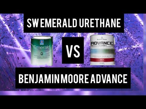 Sherwin Williams Emerald Urethane Vs Benjamin Moore Advance