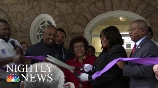 Powerball Winners Give Back To Their New Jersey Community | NBC Nightly News