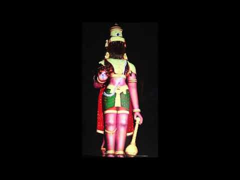 lord hanuman 3d effect lighting youtube