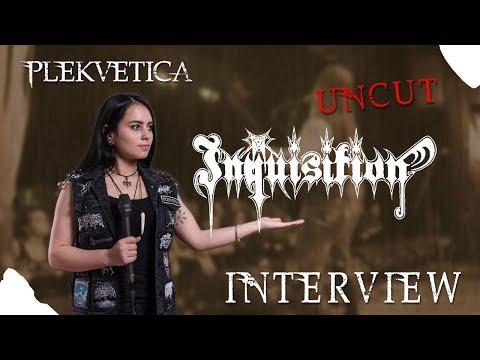 [ Interview ] Inquisition ( 2018 ) | Black Metal | UNCUT