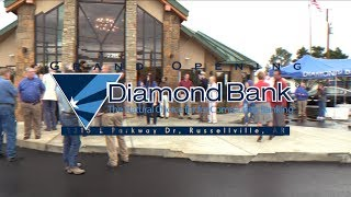 Arkansas Videographer: Diamond Bank Grand Opening, Russellville, AR