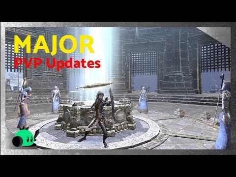 MAJOR PvP Updates COMING SOON (Summerset Update!)