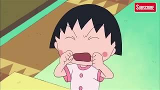 Download Video Chibi Maruko Chan  aruko Tidak Bisa Mengatakan Panas MP3 3GP MP4