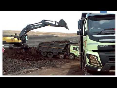 Opencast Coal Mining Training (Full concept)