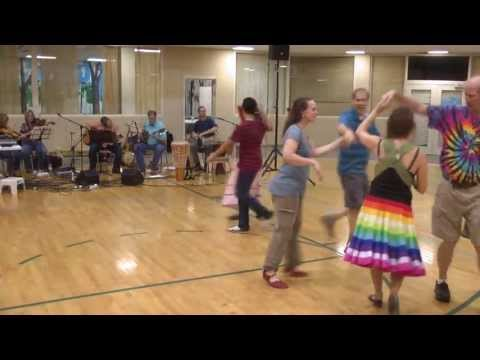 Contra Dancing - gaga II - Jesse Edgerton & Elepha...