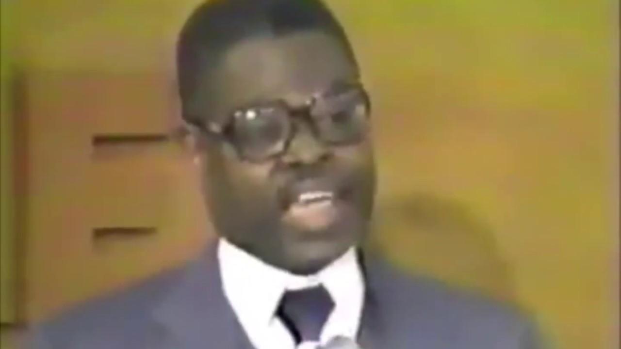 The African Origin of Christianity - Dr. Yosef Ben-Jochannan