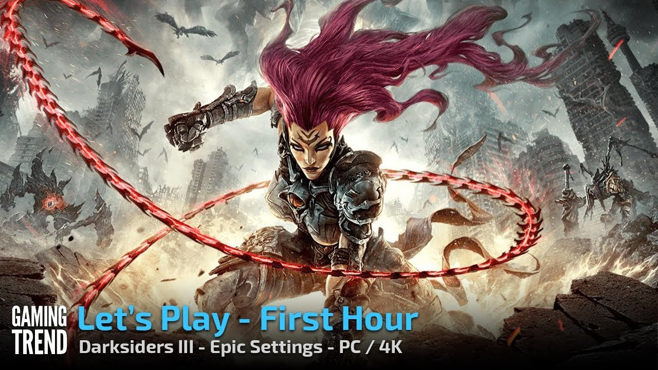 Fury, Fun, and occasional Frustration — Darksiders III review