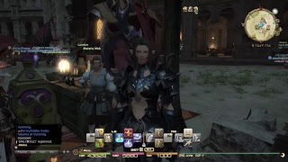 Final Fantasy XIV - A Day in the Life @ Tales of Eorzea (Corinne) 6/12/2018