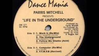 Parris Mitchell - The Underground (1994)
