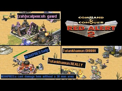 INSANE. 2v1. COMEBACK. // Command and Conquer