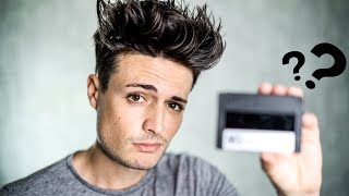 Is This $60 Hair Styling Product Worth It?   Mens Hairstyling Look   BluMaan 2017