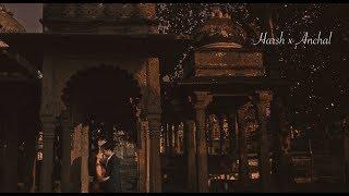 Harsh x Anchal  Wedding in Udaipur   Cinematic Film   Indian Wedding Highlight