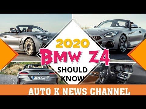 2020 THE NEW BMW Z4