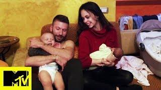16 Anni E Incinta 6: Sharon un mese dopo la nascita di Ilary