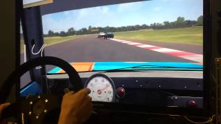 Game Stock Car Extreme / Onboard Drift Opala Stock Car @ Taruma / Power Slide at 5.10