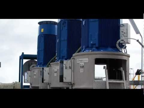 Flowserve Molten Salt VTP for Concentrated Solar Power Plants