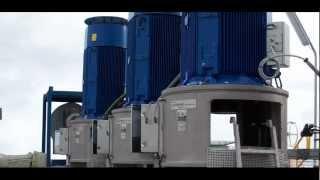 Flowserve Molten Salt VTP for Concentrated Solar Power Plants