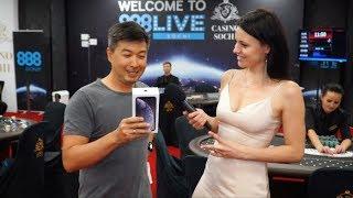 888 LIVE FESTIVAL SOCHI: Дмитрий Бимурзаев - iPhone X в подарок от 888