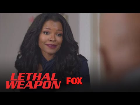 Trish Tells Roger To Finish His Will | Season 2 Ep. 5 | LETHAL WEAPON
