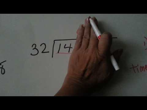 How To Divide By Two Digit Numbers (Division #8)