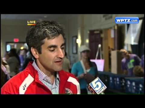 Vermont City Marathon: Interview with Mayor Weinberger