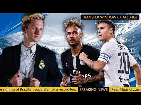 KÖPER NEYMAR OCH DYBALA TILL REAL MADRID?? TRANSFER WINDOW CHALLENGE - FIFA 19 PÅ SVENSKA