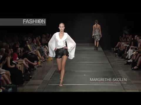 """MARGRETHE SKOLEN"" Spring Summer 2014 Copenhagen HD by Fashion Channel"