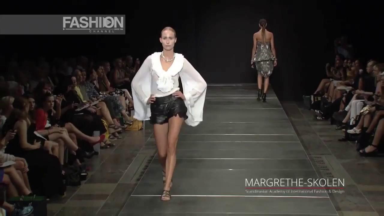 Margrethe Skolen Spring Summer 2014 Copenhagen Hd By Fashion Channel Youtube