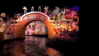 Gran Fiesta Tour Starring The Three Caballeros POV Boat Ride  - Epcot (Full Ride) - Mexico pavilion