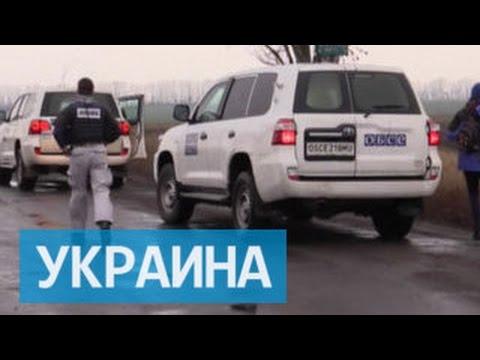 Украинцы стреляли по