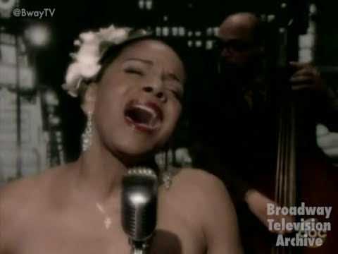 "Audra McDonald - ""God Bless The Child"" - LADY DAY AT EMERSON'S BAR & GRILL (The View 22-May-2014)"