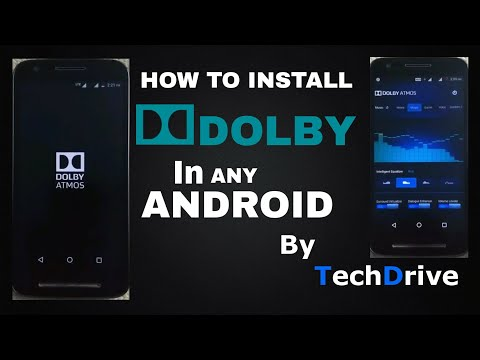 How To Install Dolby In Any Android