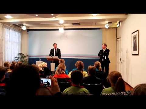 Interview Mark Rutte ASK krant