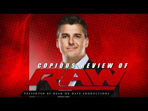 WWE RAW 2/22/2016 REVIEW -Shane McMahon RETURNS! Reigns Face Busted Open!