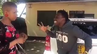 Mkali wenu akiwa na mkongo cheki alichokifanya sio mchezoo
