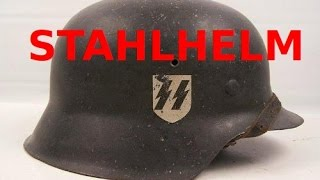 WWII German Stahlhelm