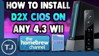 How To Install D2X cIOS On Any Wii Version 4.3!