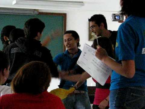 Roll Call Exchange in AIESEC UP