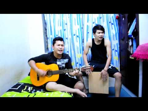 Aku Harus Jujur- Hairee and Rickee cover ( Kerispatih)