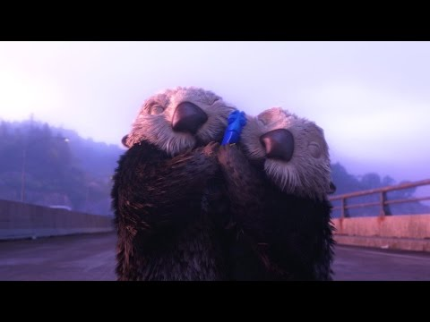 'Cuddle Party' Clip - Finding Dory