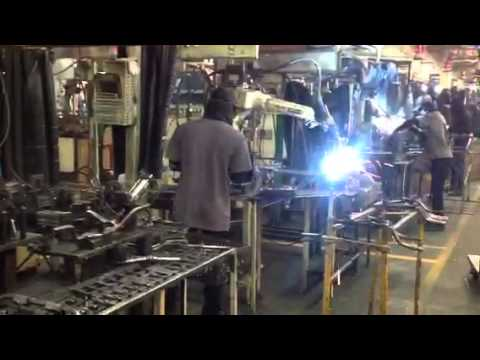 SKT WELDING ROBOT JOB