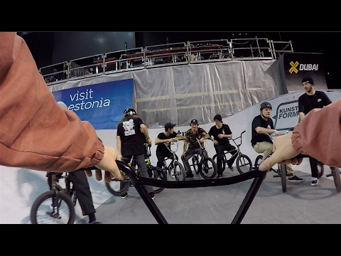 BMX WEEKEND IN ESTONIA!