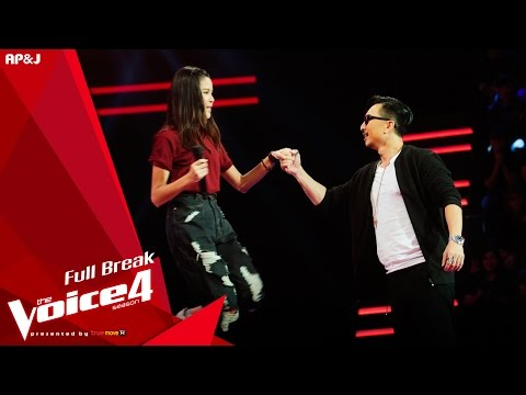 The Voice Thailand - Blind Auditions - 4 Oct 2015 - Part 6