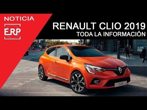 Renault Clio 2019, toda la información. Review / Análisis