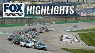 NASCAR Xfinity Series Shady Rays 200 | NASCAR ON FOX HIGHLIGHTS