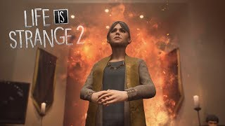 LA MADRE!!! (mi sta sulle p4ll3) - LIFE IS STRANGE 2 Let's Play/Walkthrough ITA #15