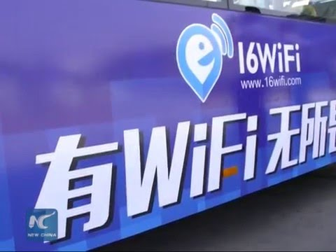 Free WiFi to cover China's buses