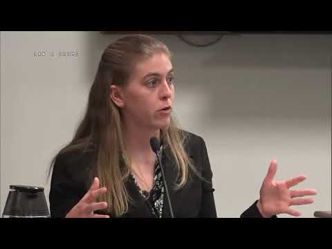 George Burch Trial Day 5 Part 1 Controlled Substance Analyst Madison Kniskern Testifies 02/23/18