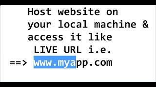 Hosting your ASP.NET Website in IIS