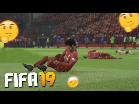 E Se Todos JOGADORES SE LESIONAREM, O QUE ACONTECE?   FIFA 19 EXPERIMENTOS